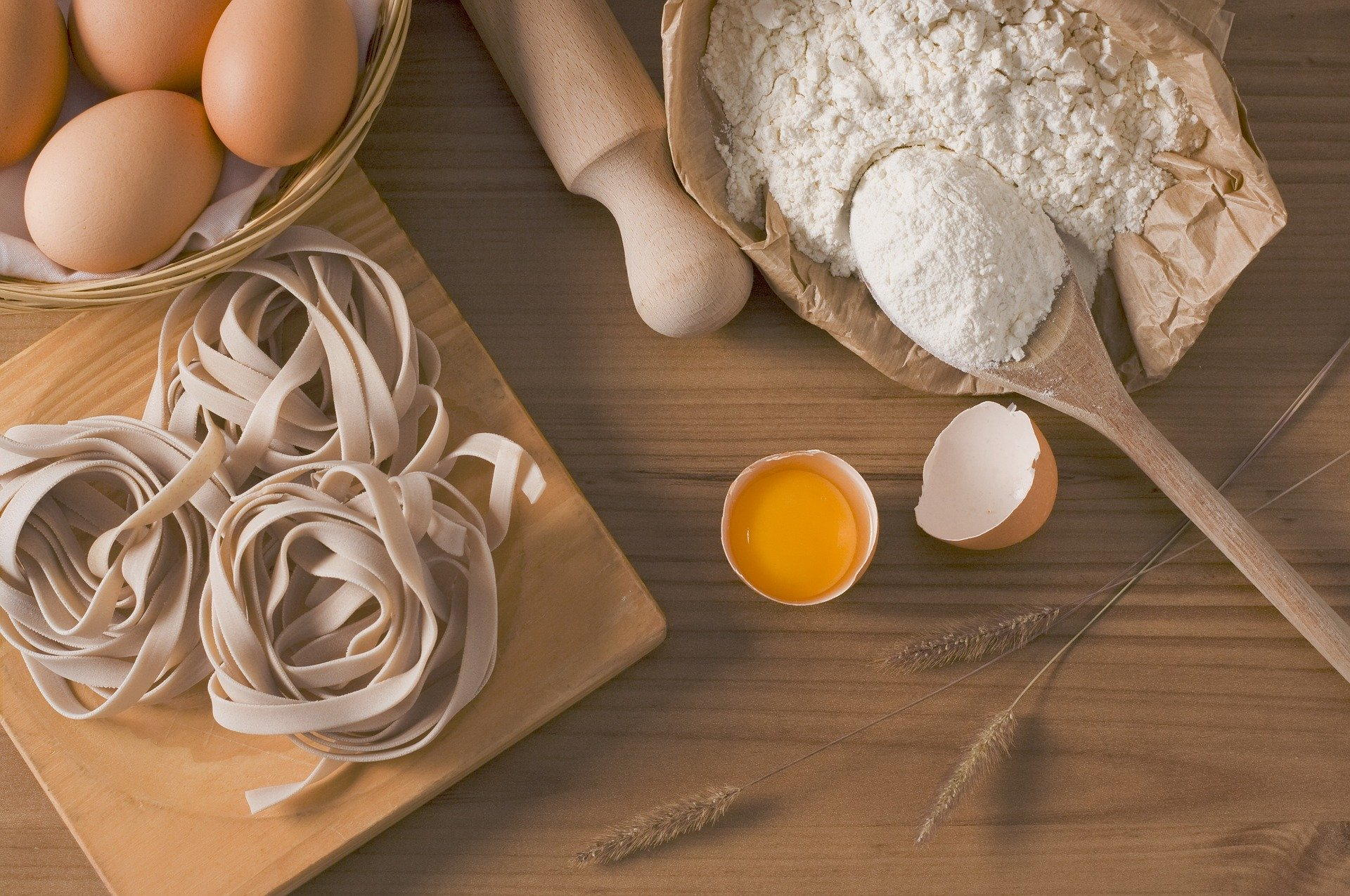 farina per pasta fresca