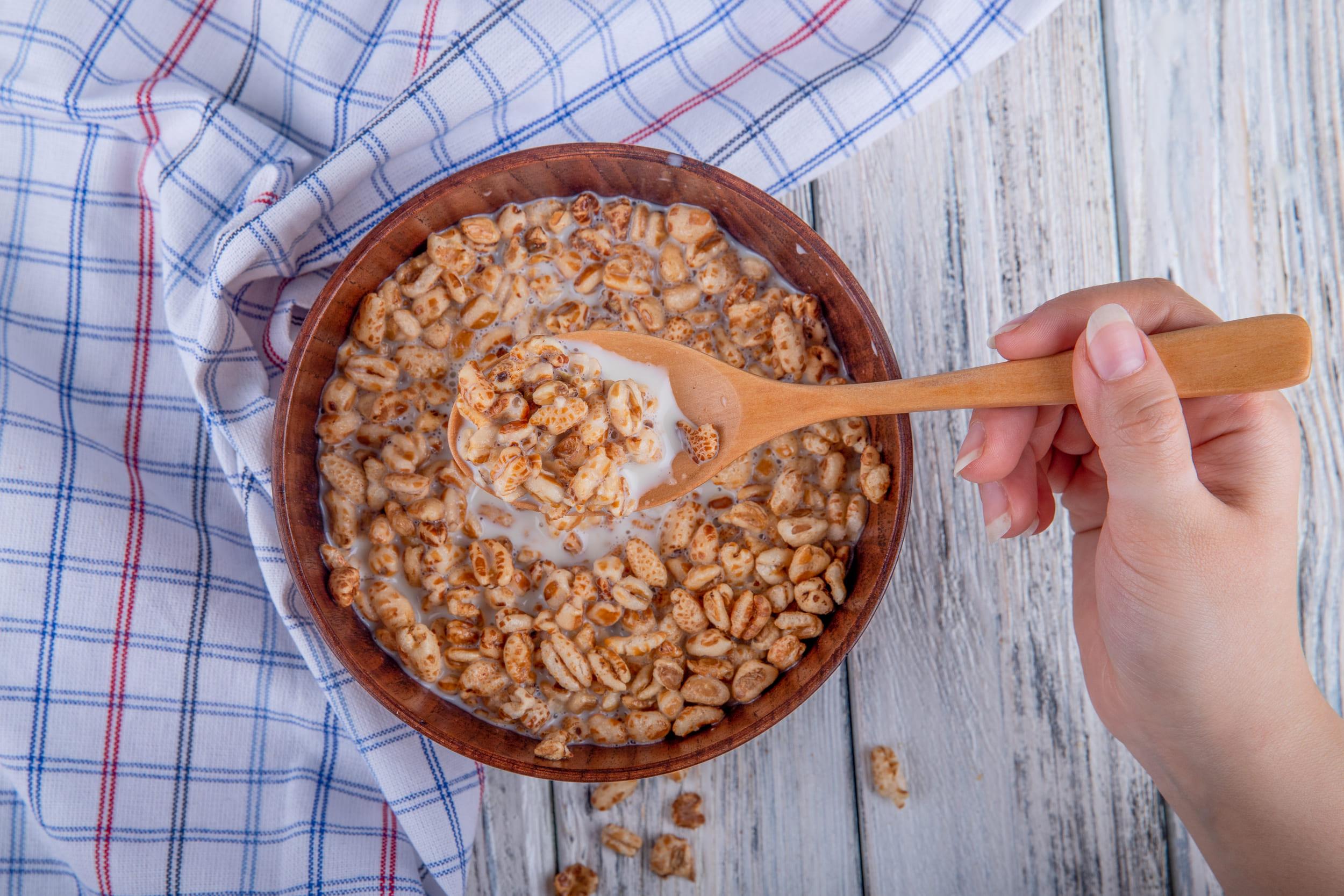 Cereali soffiati